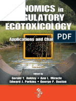 Genomics in Regulatory Ecotoxicology - Applications and Challenges