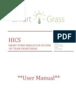 HICS User Manual