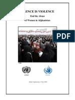 Abuse Afghwomen