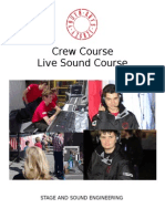 LIVE & CREW Academy Applications 2015