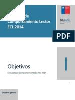 Presentación de Resultados ECL 2014