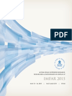 IMFAR Program 2015