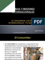 1ra Semana El Consumidor, Las Ferias Internacionales (1)