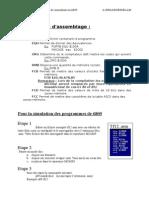 simulateur microprocesseur 6809