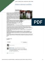 02-05-15 Pedirán a candidatos extremar medidas