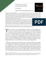 Hugo Wolfs Weitzmannian Critique Mosaic Vol3 2014 Transcript