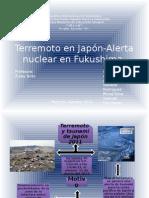 Exposicion de Ciencias Terremoto