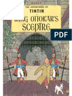 Tintin and King Ottokar's Sceptre