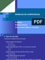 UIIIb. Modelos de Competencia Imperfecta-perfecta