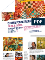 """Contemporary Burmese Art"