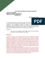 Simulado Prova Processo de Execução_com Gabarito 17 03 15