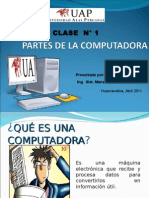 Clase 1 - Hadware