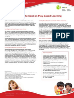 play-based-learning statement en