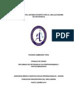 Micro Implantes Ortodoncia
