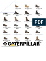 CAT footwear list