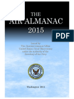 USNO Air Almanac 2015