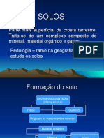 Estudo Do Solo