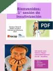 Flujograma de Insulinizacion en Cesfam
