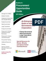 Final Procurement Guide - Microsoft