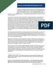 Summary of Medical Marijuana Laws