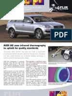 Termografía - Automotive Quality Assurance