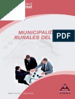 Municipalidades Rurales Del Perú, 2013, IP 301p