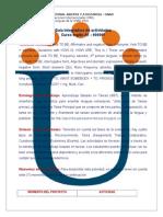 Guía Integrada de Actividades Inglés A1 2015-I