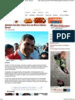 04-05-15 Adelanta González Salum foro con Marco Antonio Bernal