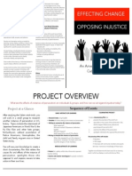 opposing injustice brochure