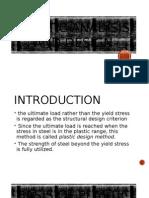 Plastic Analysis Fundamental Concept