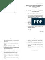 Physics of Metals (2)