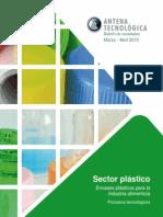 Plasticos Procesos Tecnologicos Marzo Abril 2015