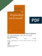Genealogie Van de Moraal