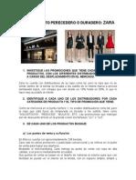 Actividad 5 Tipos de distribuidores, tipo de producto e incentivos de promoción