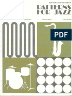 Patterns for Jazz by Jerry Coker
