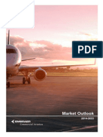 Embraer Market Outlook 2014