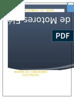 Norma de conexiones electricas