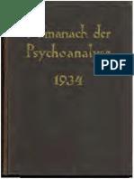 AAVV. Almanach 1934 k Text