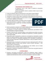 Programa Electoral PSOE Puebla de Montalbán