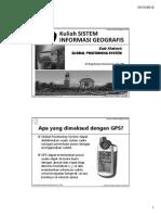 5. Global Positioning System (Ke-5, P Donny)