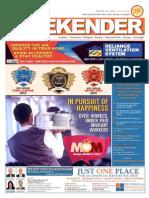 Indian Weekender 8 May 2015
