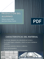 PRODUCCIÓN DEL ALUMINIO