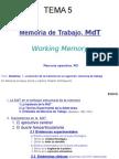 Clase 2010. Tema 5 Memoria Operativa Web Campus Virtual