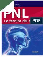 PNL la tecnica del exito.pdf
