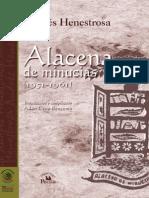 Alacena Minucias