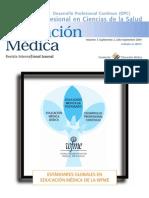 ---. WFME Trilogia Estándares globales en Educación Médica.pdf