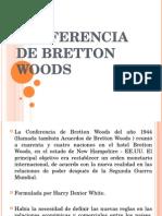 CONFERENCIA DE BRETTON WOODS