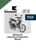 Fury 125 Ensamblaje
