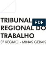 Edital Trt Mg 2015
