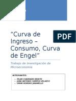 Curva de Ingreso